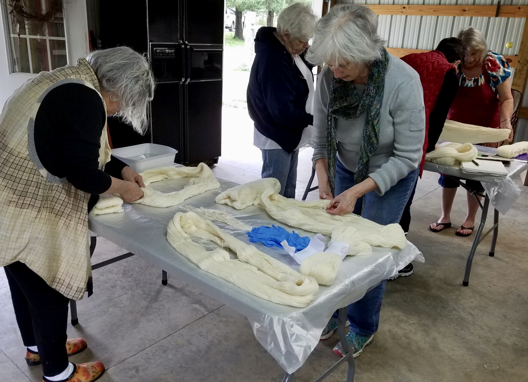 Hand-painted Dye Workshop