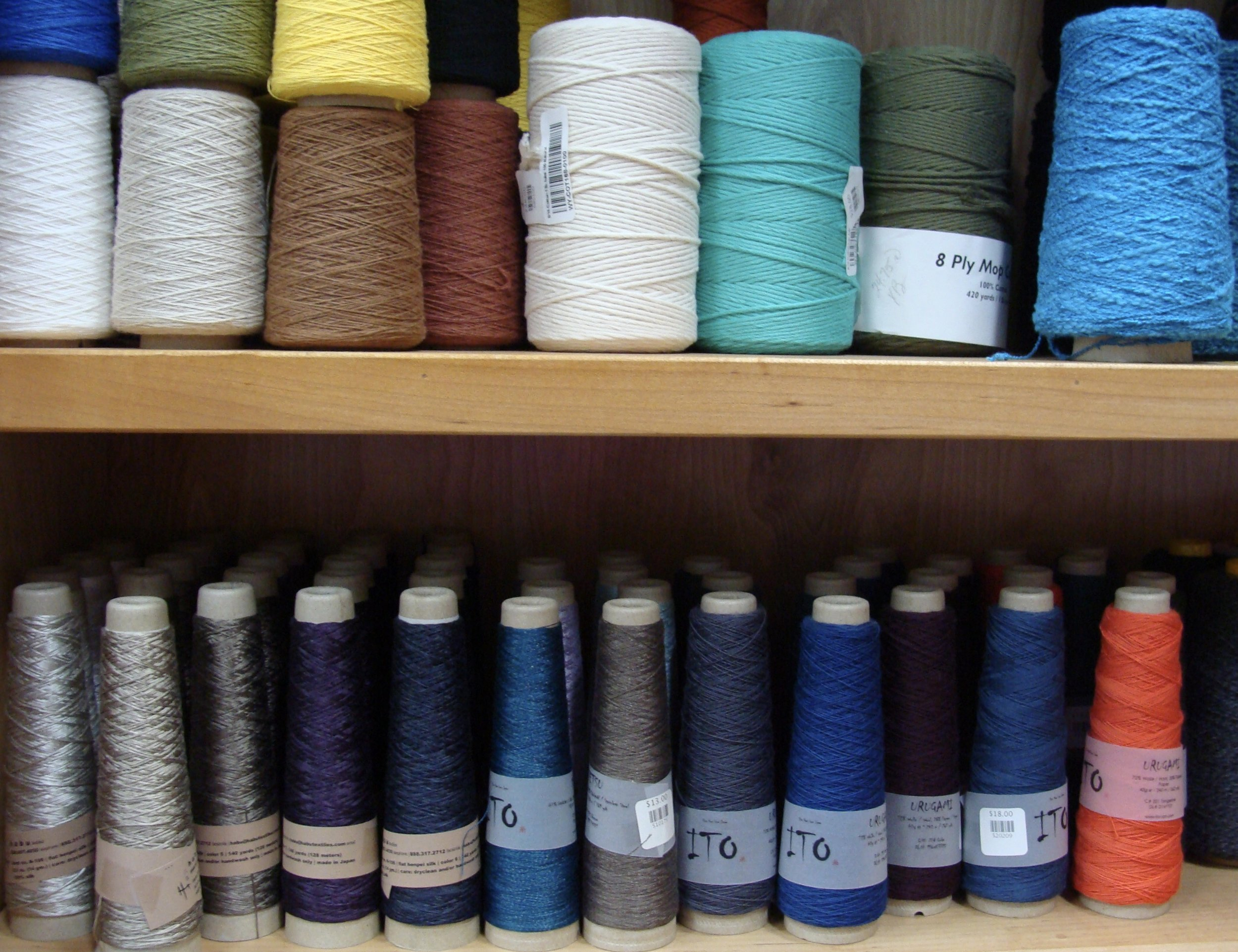 Silver Threads & Golden Needles