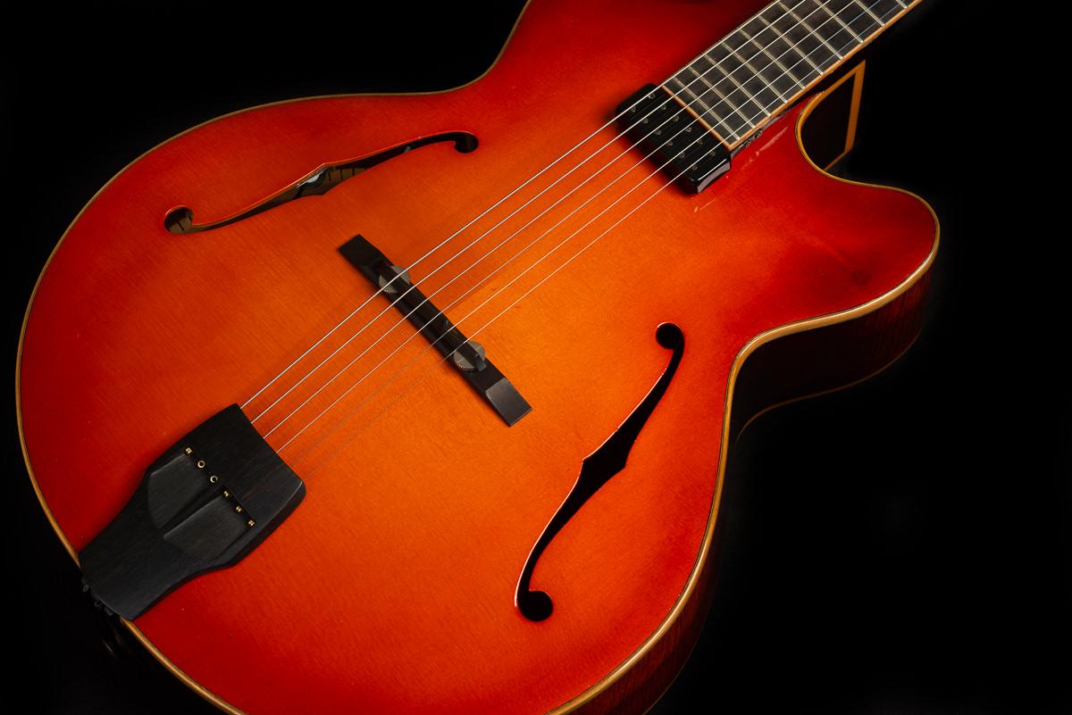 Custom-made guitar promotion