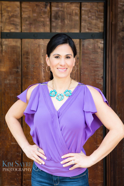 Coach Kelly Scott of Empower Fit