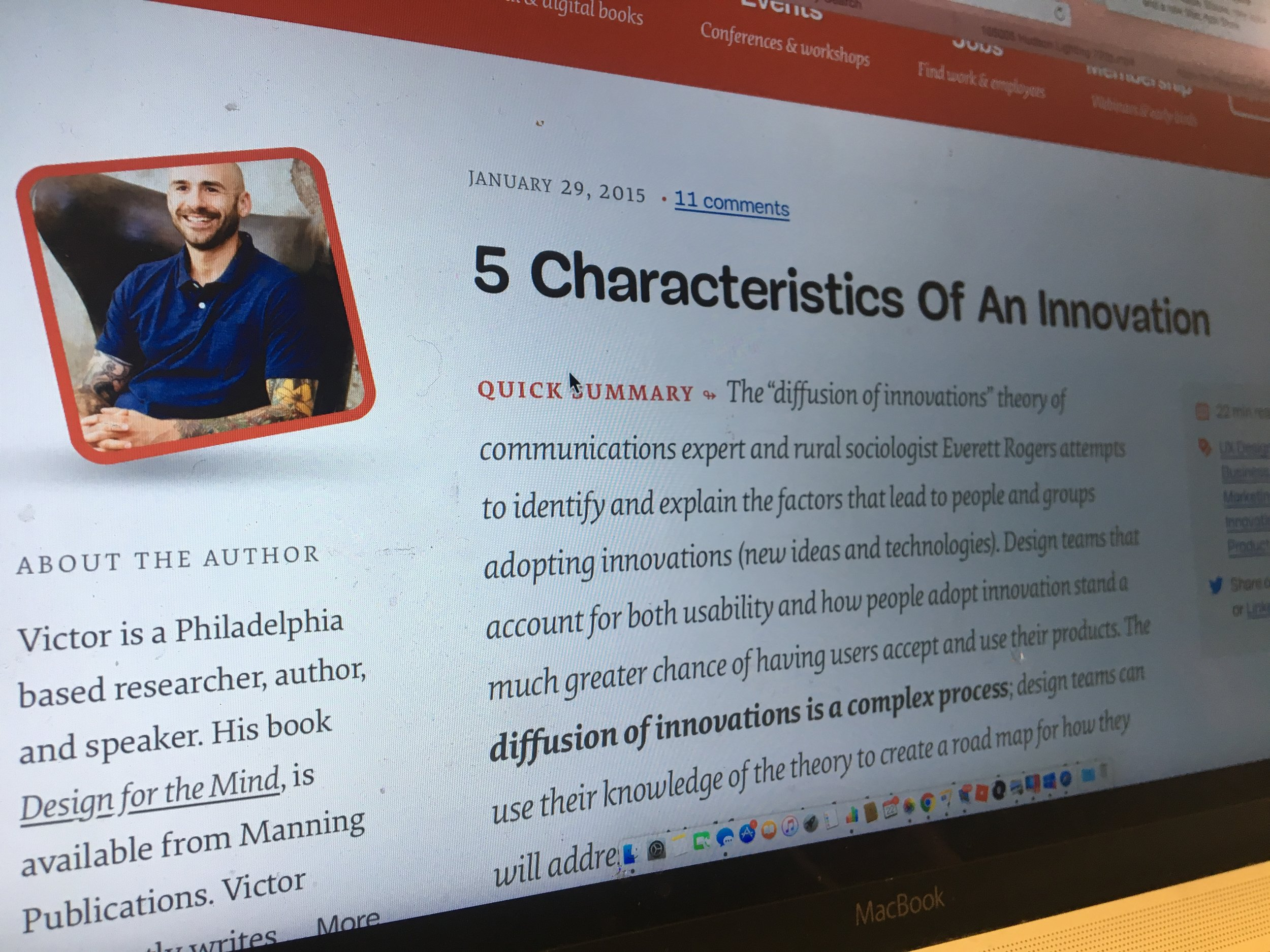 - In stumbling around the inter-webs looking for something entirely unrelated (yes, we were actually googling diffusion) we stumbled across this beaut of an article. For those of you who know us well here at Hudson Spider, we are passionate about making cool shit that solves problems, we are innovators, not business people. In fact, our company manual is a children's book series (not even joking, more on that below).