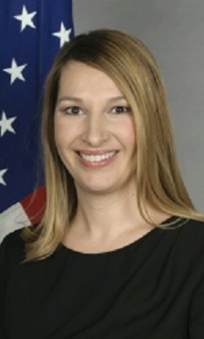 HON. HEATHER HIGGINBOTTOM - Managing Director, Head of Public Policy, Corporate Responsibility at JPMorgan Chase & Co. and former Deputy Secretary of State for Management and Resources
