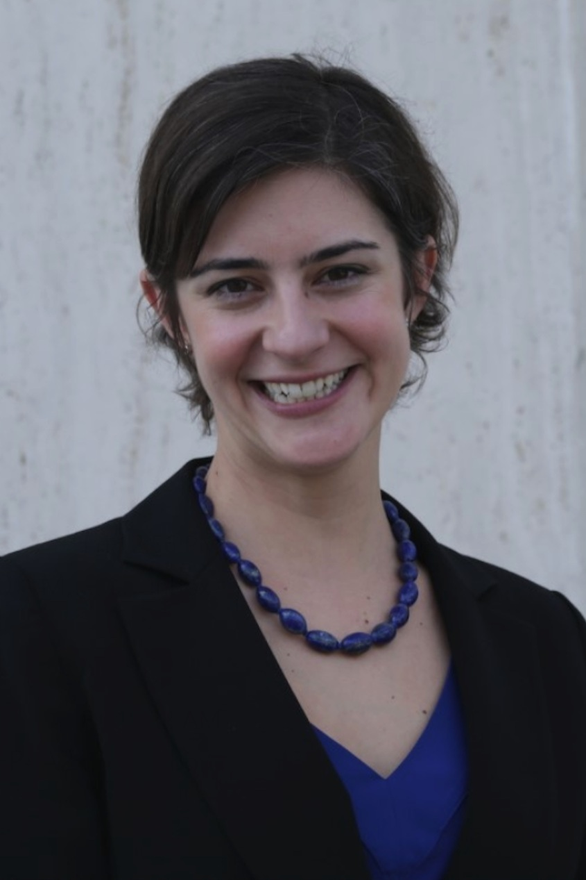ALEXANDRA TOMA - Executive Director of the Peace and Security Funders Group
