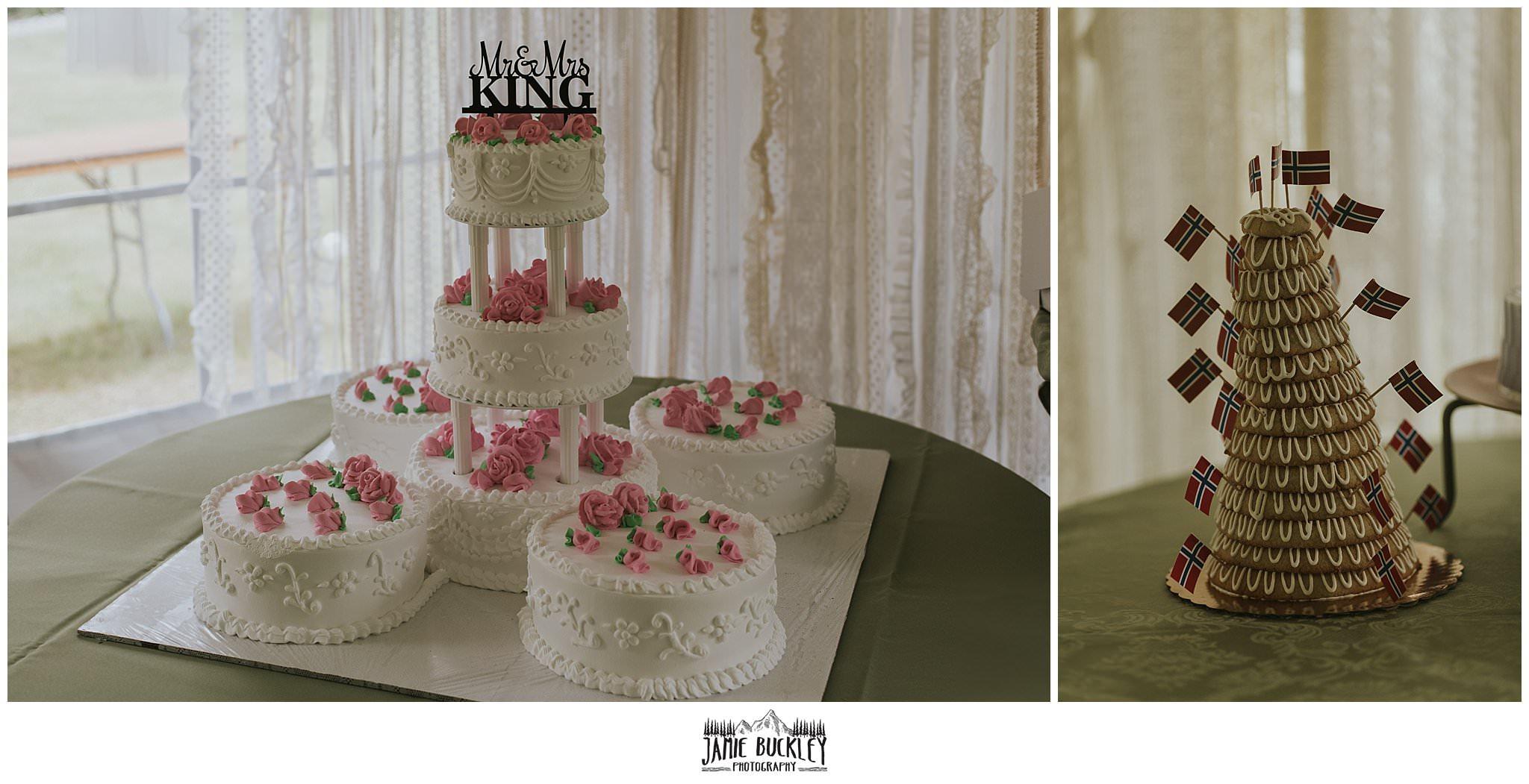 wedding cake close ups