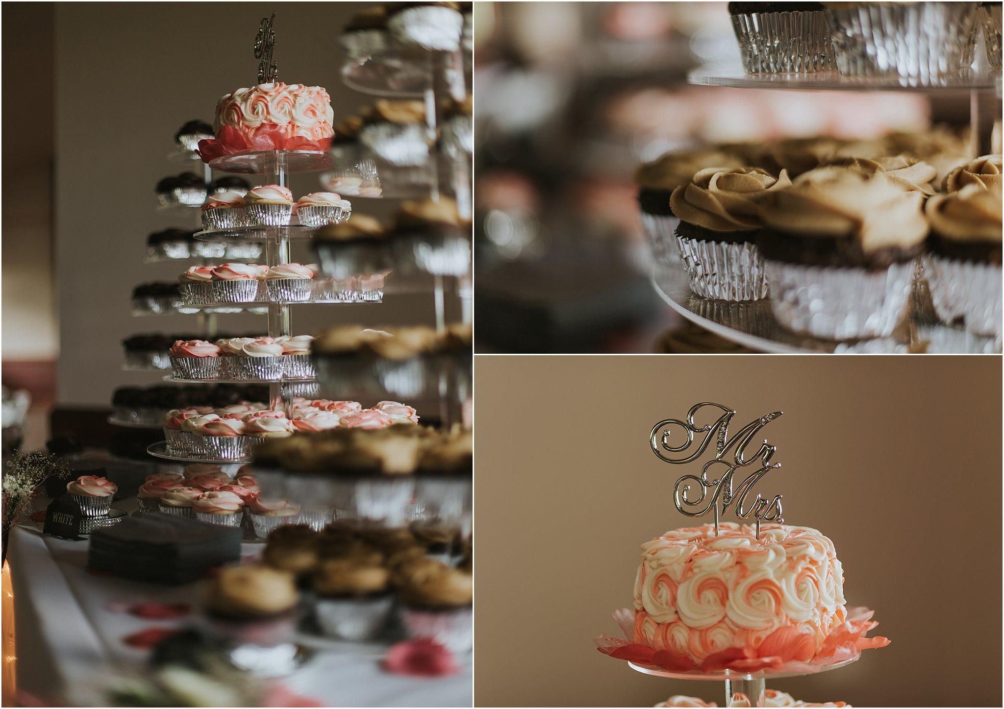 cake detail shots