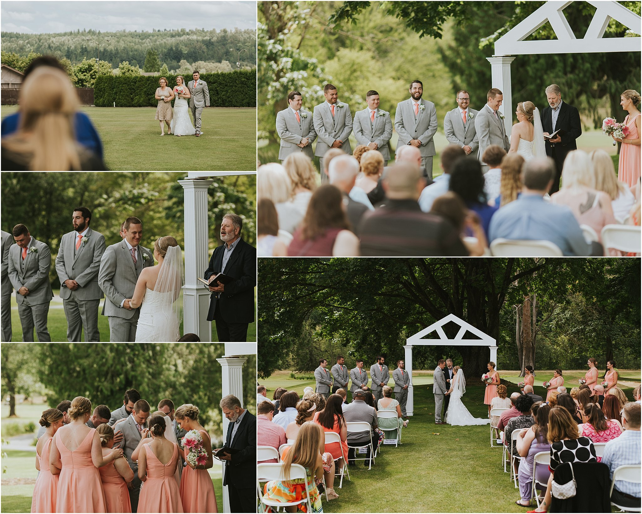 ceremony shots