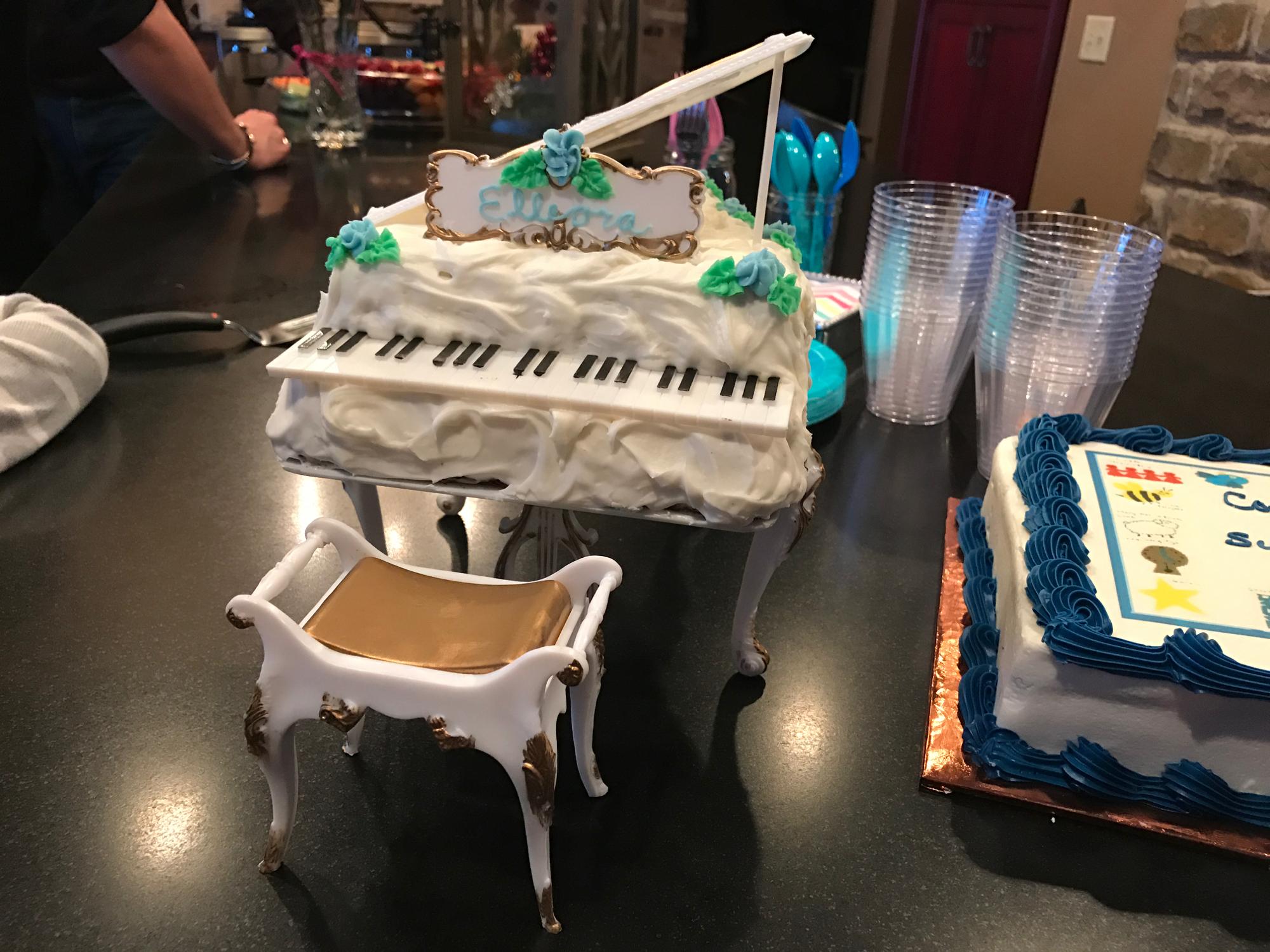 Elleora's Cake