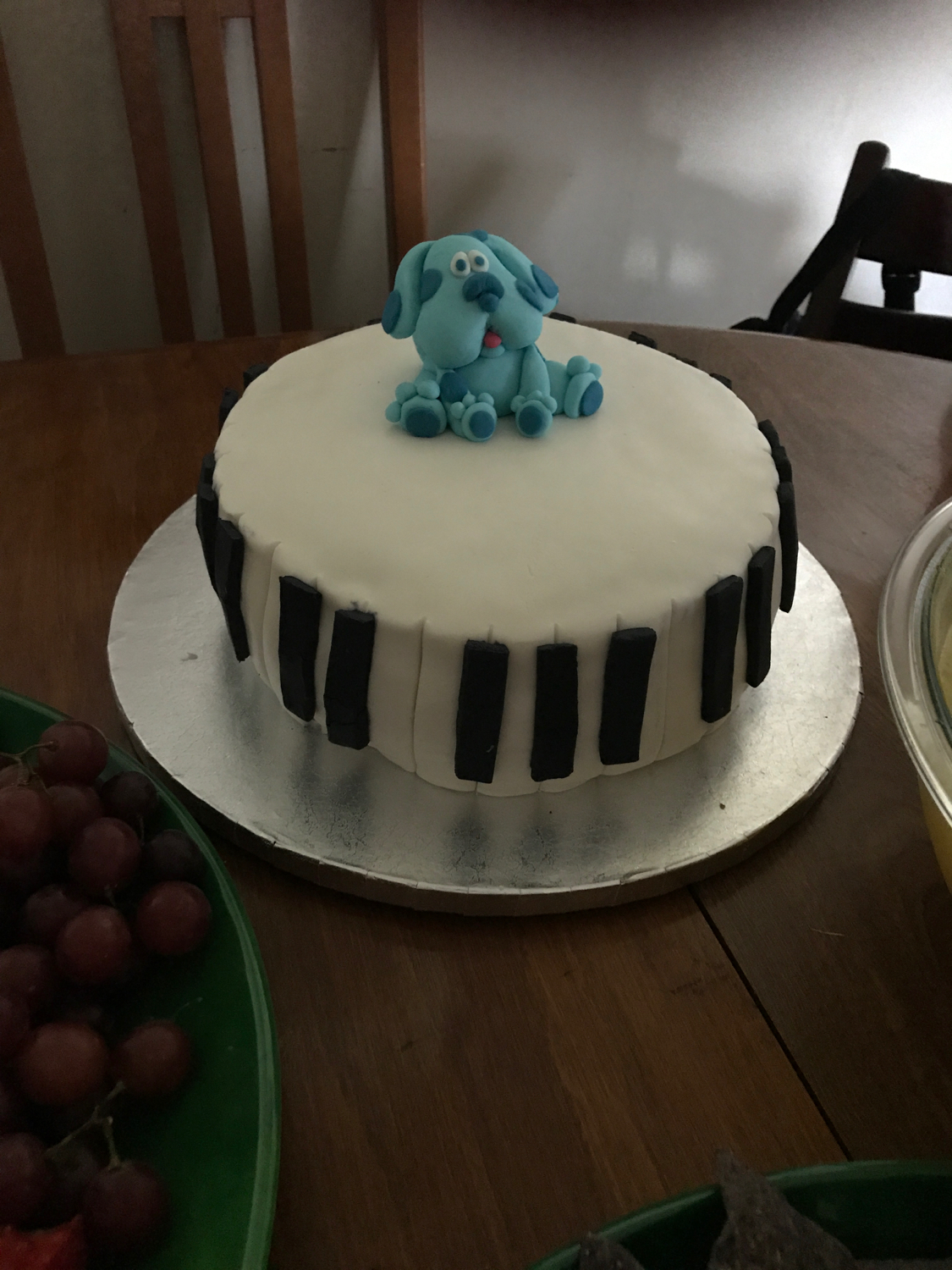 Fancy Cake for Book 1