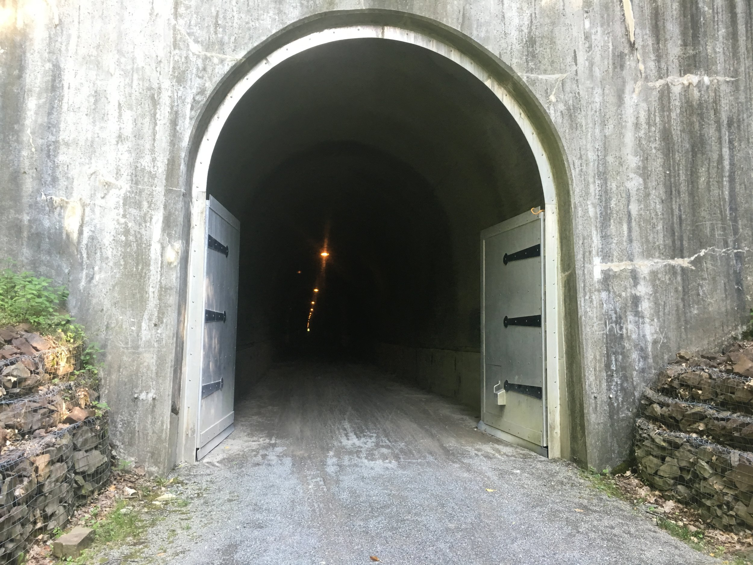 Old Turnpike Tunnel