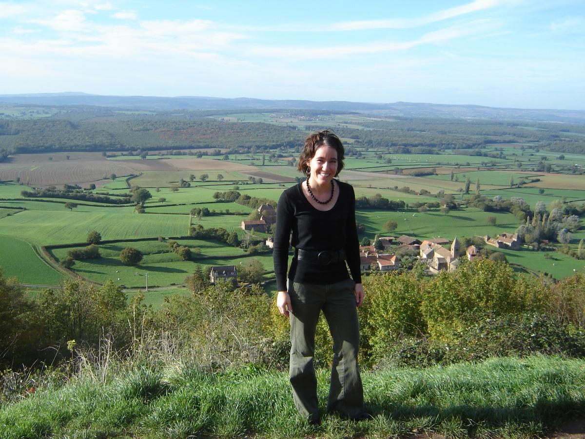 Burgundy Valley - France