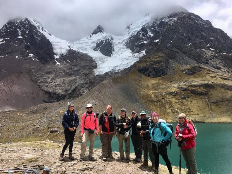 ausangate-trek-lake-group