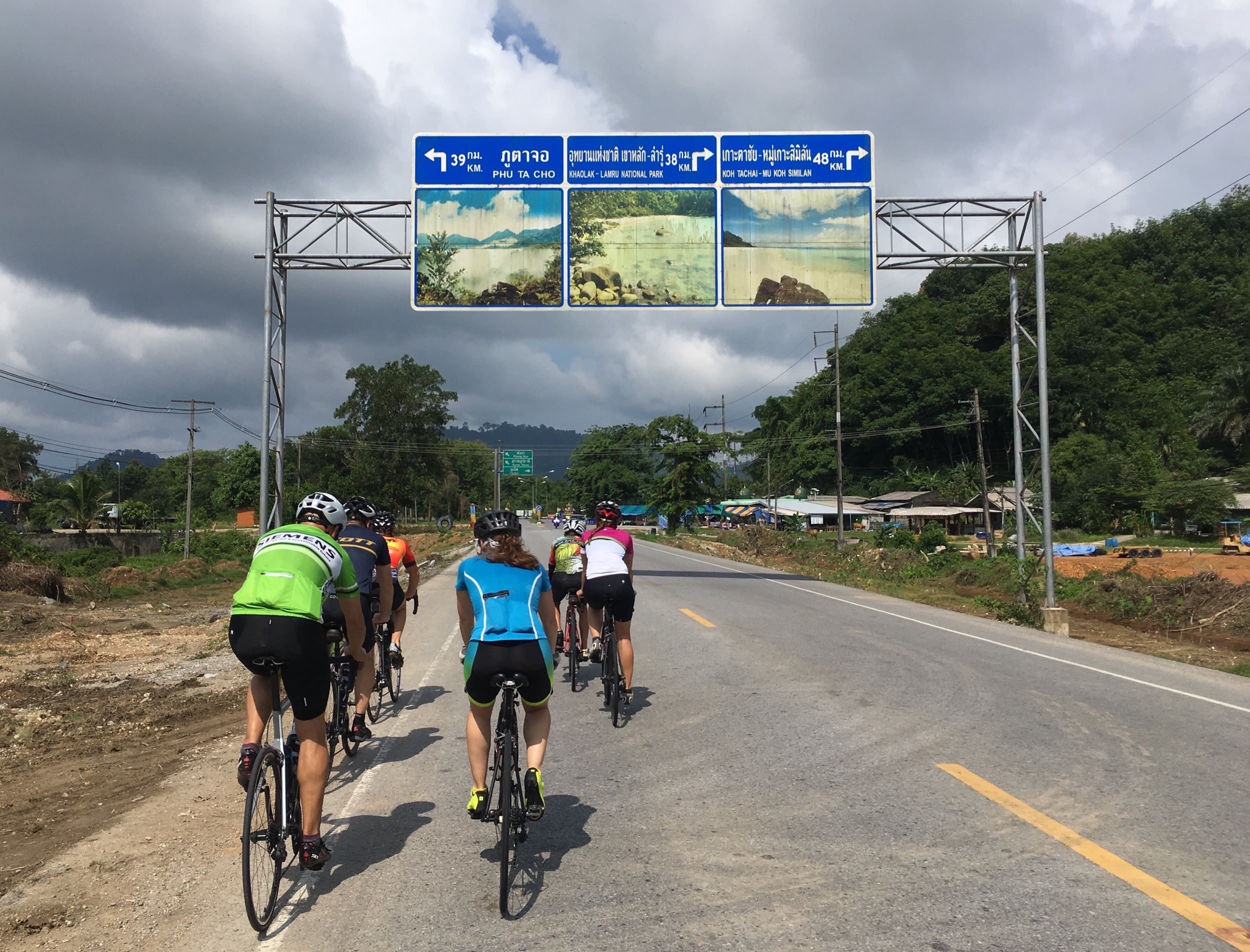 Steep adventures, Thailand, cycling, cycling adventure, ijm, international justice mission, adventure fundraising, travel for a cause, adventure travel, group travel, Phuket, Bangkok, Asia, biking in Thailand