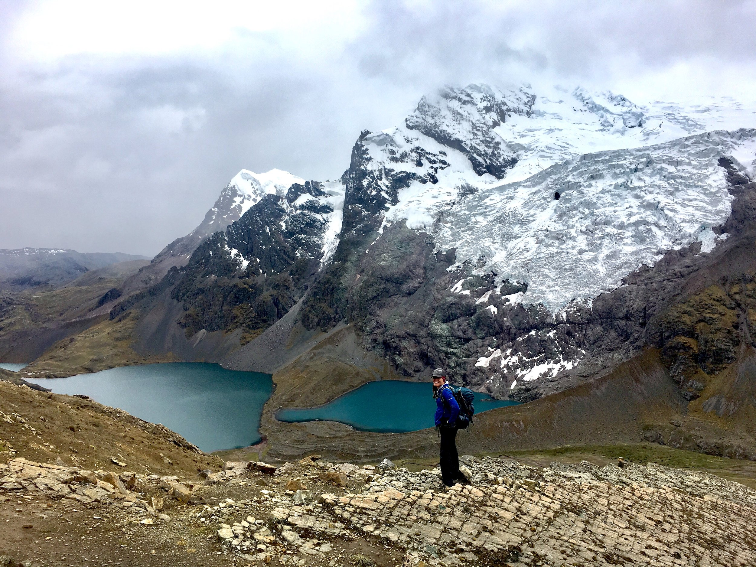 Ausangate Mountain Peru