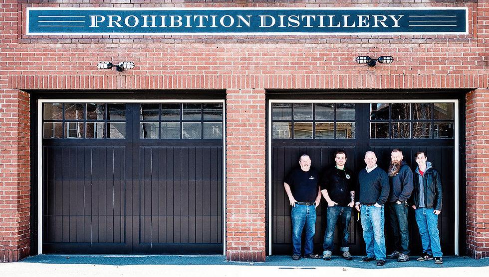 Address 10 Union Street Roscoe, NY 12776  Phone  607-498-4511   Website  prohibitiondistillery.com
