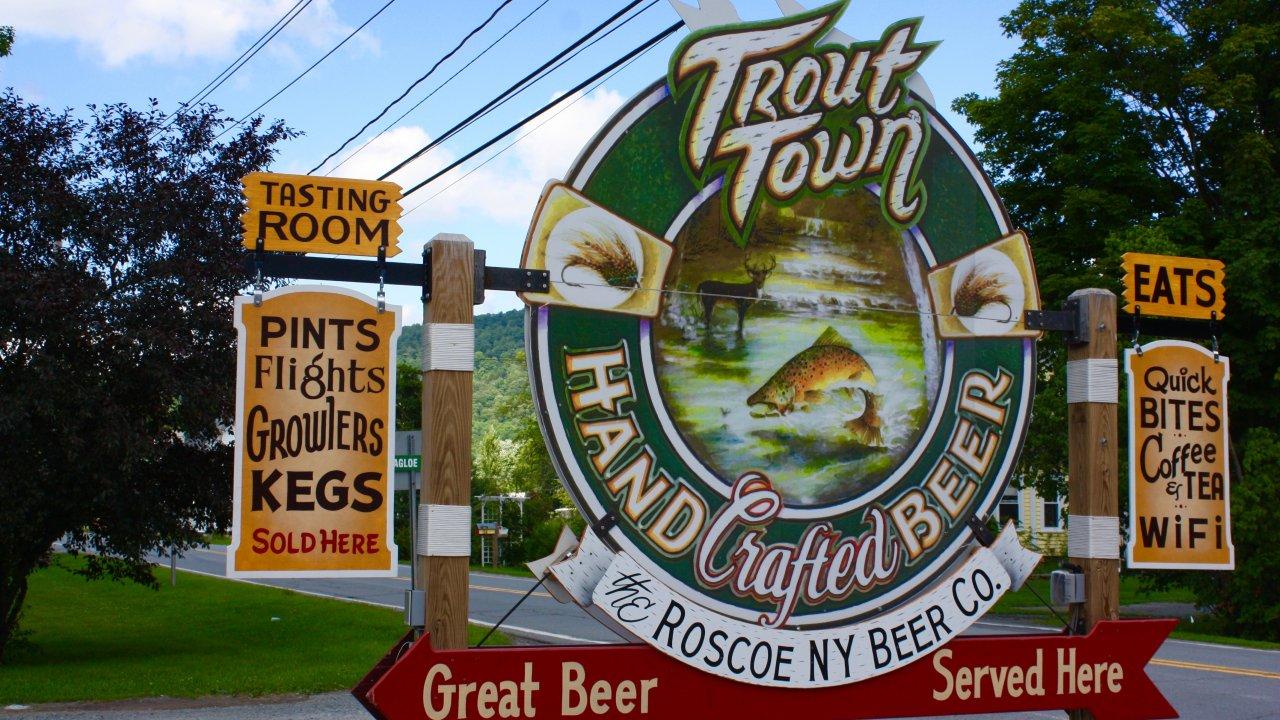 Address 145 Rockland Rd. Roscoe Rd, NY 12776  Phone  607 290-5002   Website  roscoebeercompany.com/
