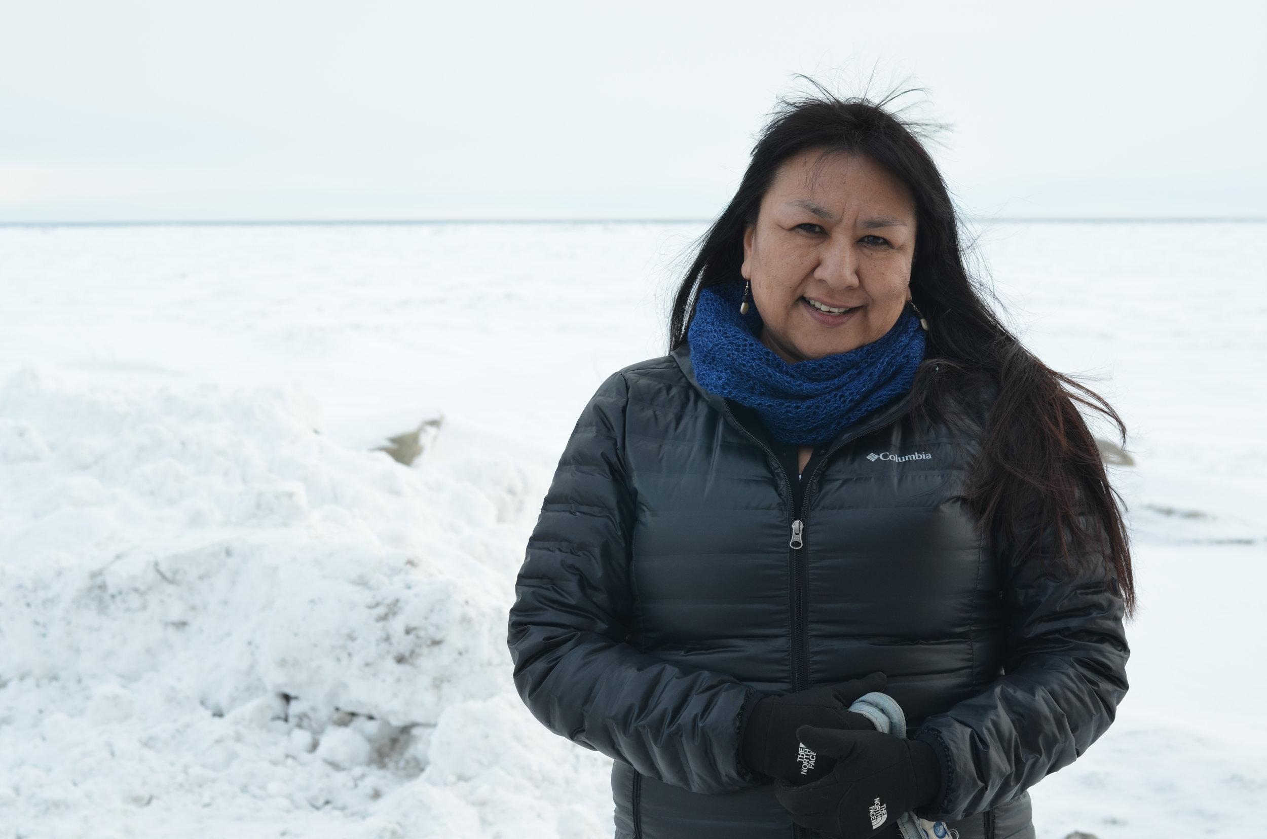 JOSIE STILES | Nome & Unalakleet