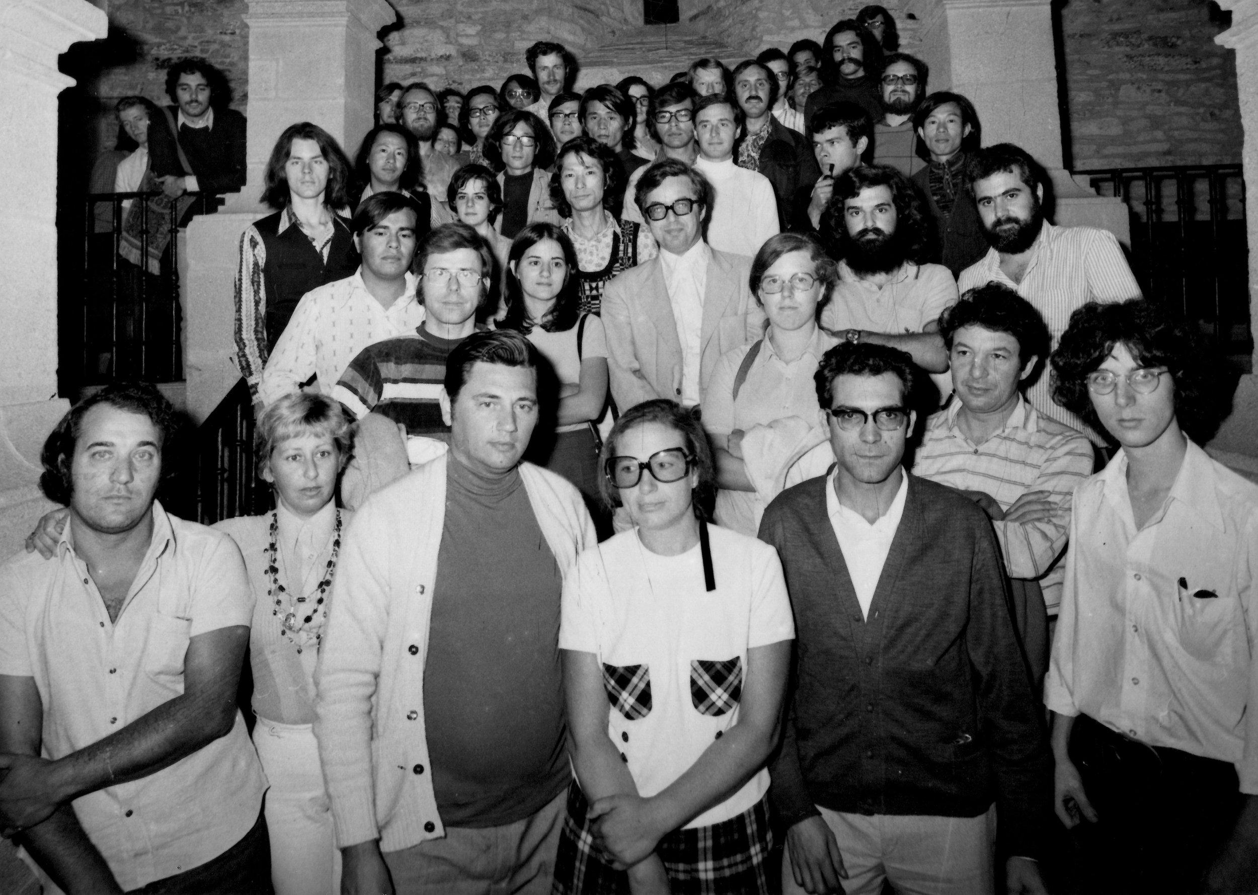 1974 Summer School