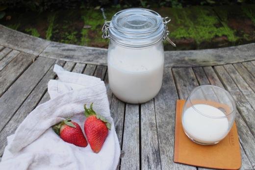 Almond Milk4