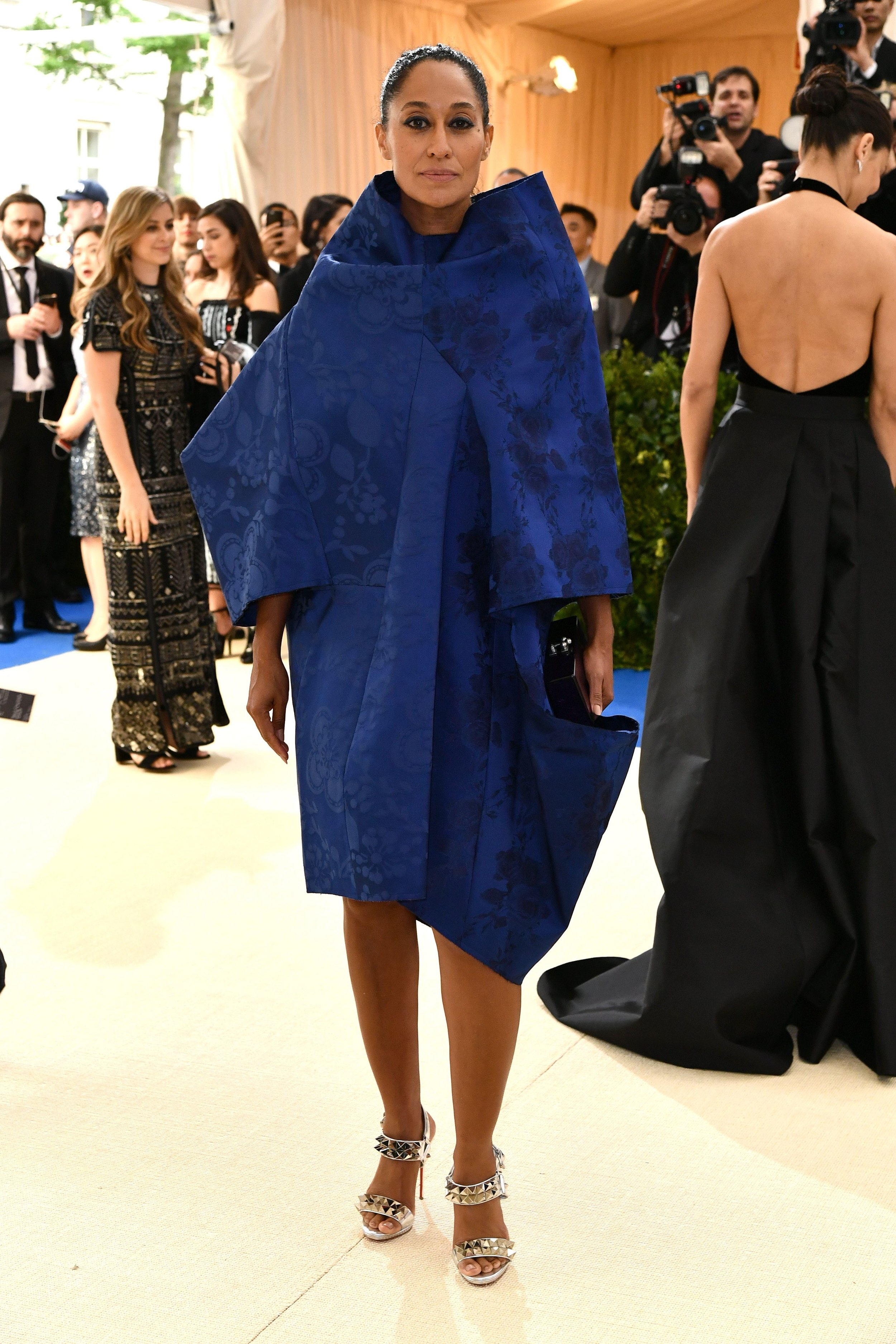 Tracee Ellis Ross in Rei Kawakubo