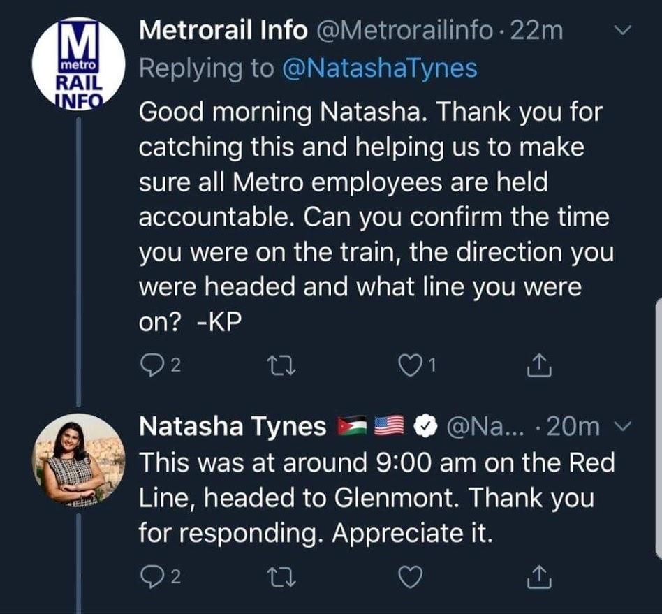 Courtesy of Twitter (Natasha's account)