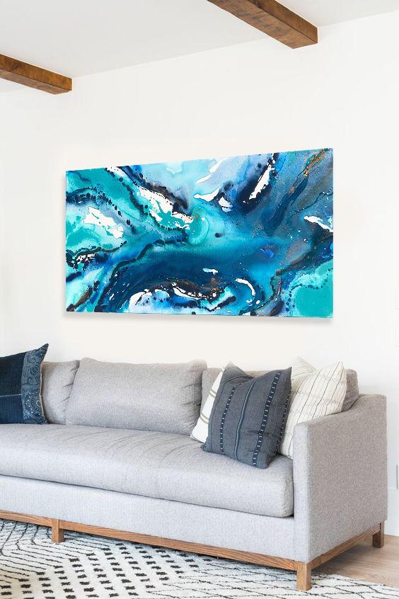 Ocean Painting in room.jpg