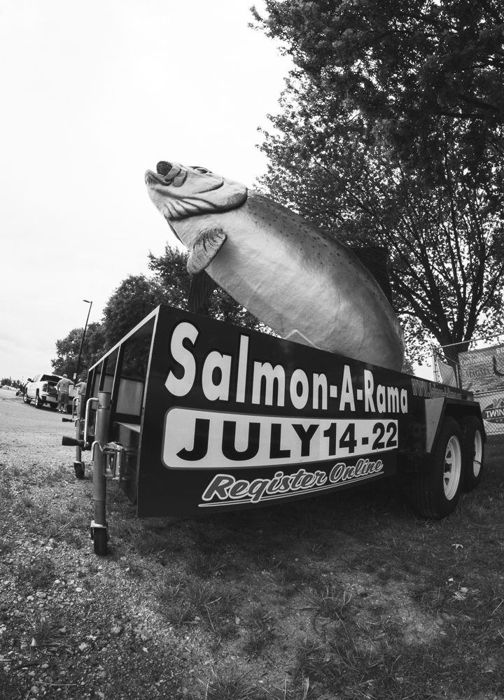 Salmon-A-Rama, 2018   View Photos →