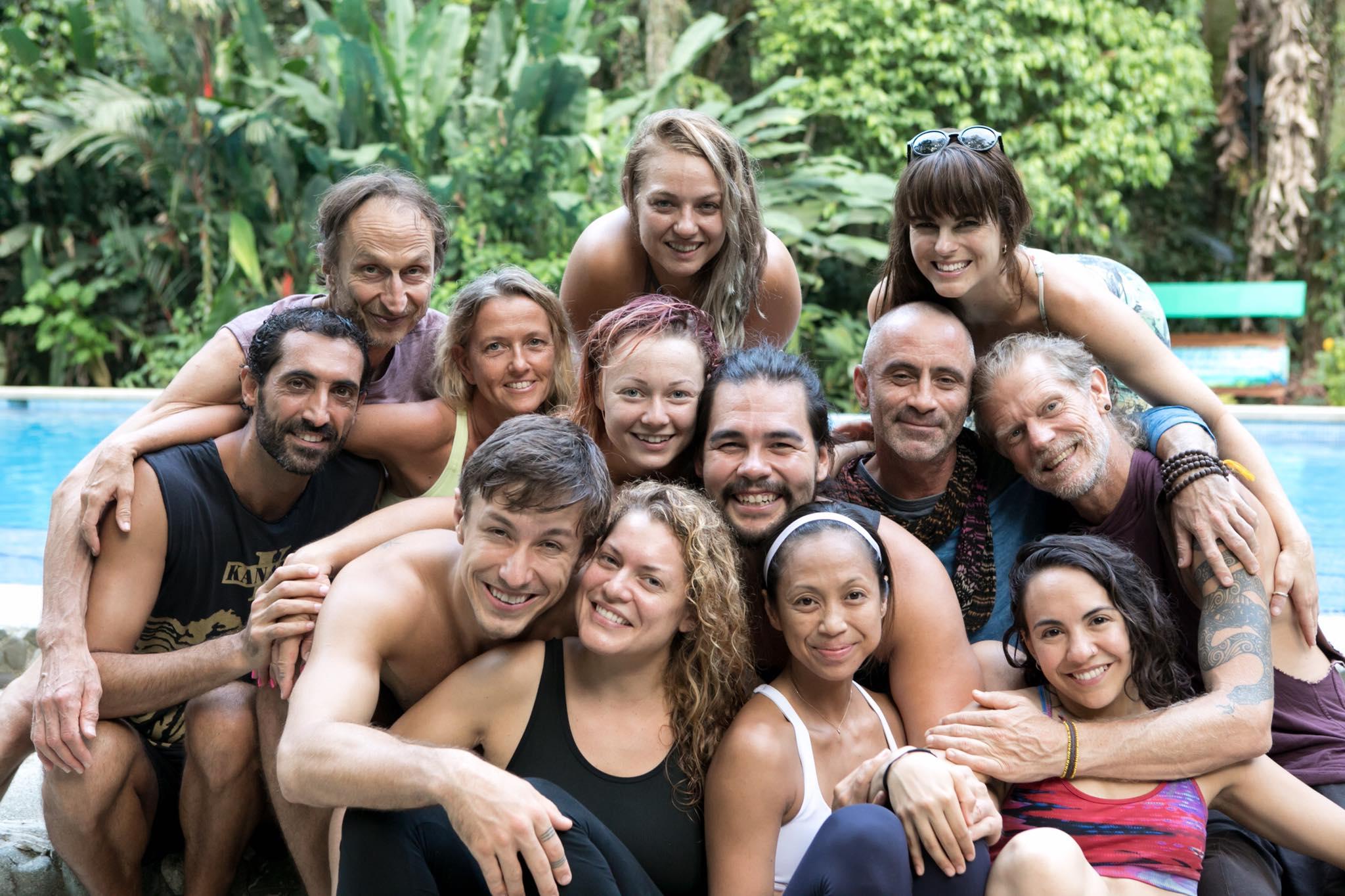 VanCityAcro Yoga Fam <3