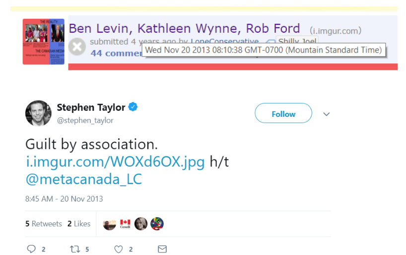 stephen taylor, metacanada, and the search for answers  — Bashir Mohamed