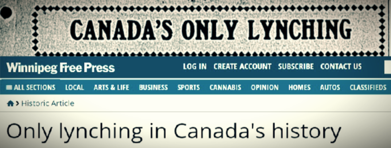 Top Source: Saturday News, June 18, 1910, Page 5, Item Ar00502  Bottom Source: Winnipeg Free Press, November 27, 2005