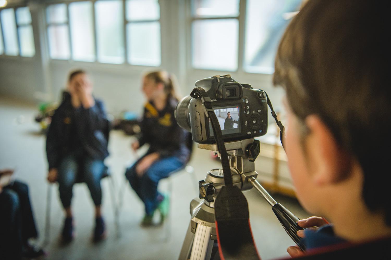 TOFS ChCh Filming
