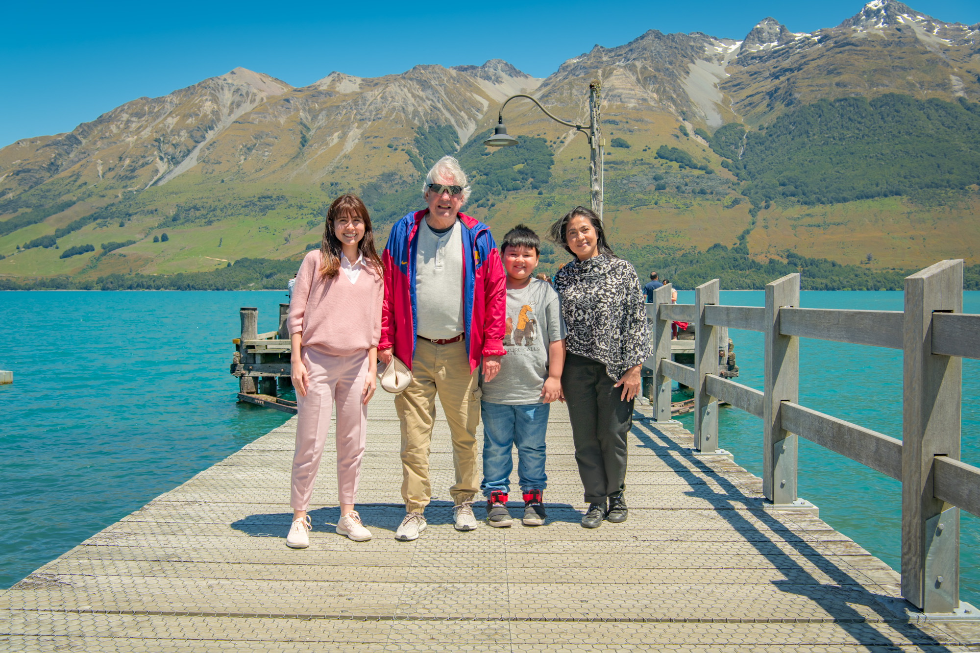 Glenorchy Township - South Island Points of Interest