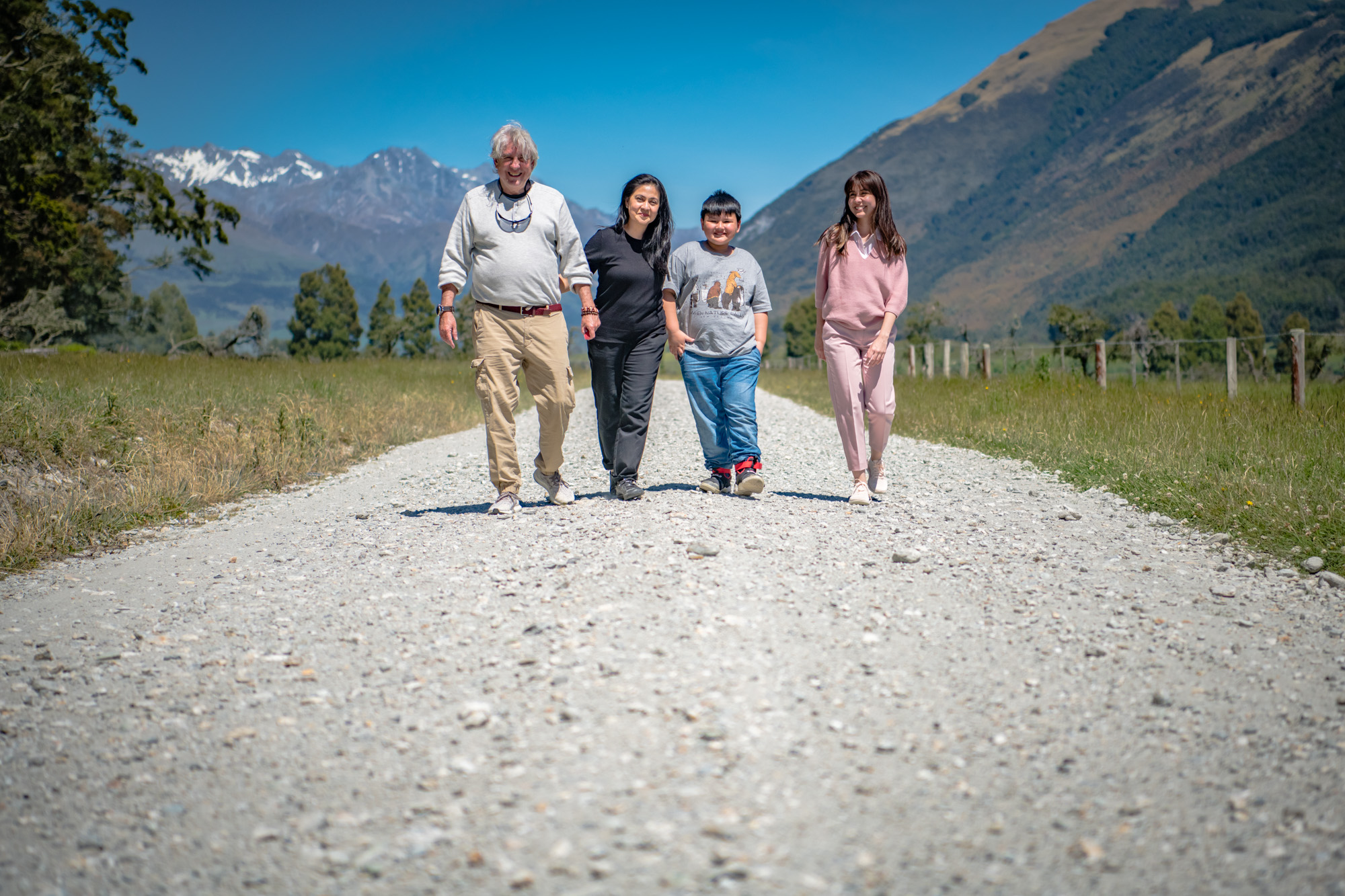 Iconic photographs at Queenstown New Zealand's Points of Interest
