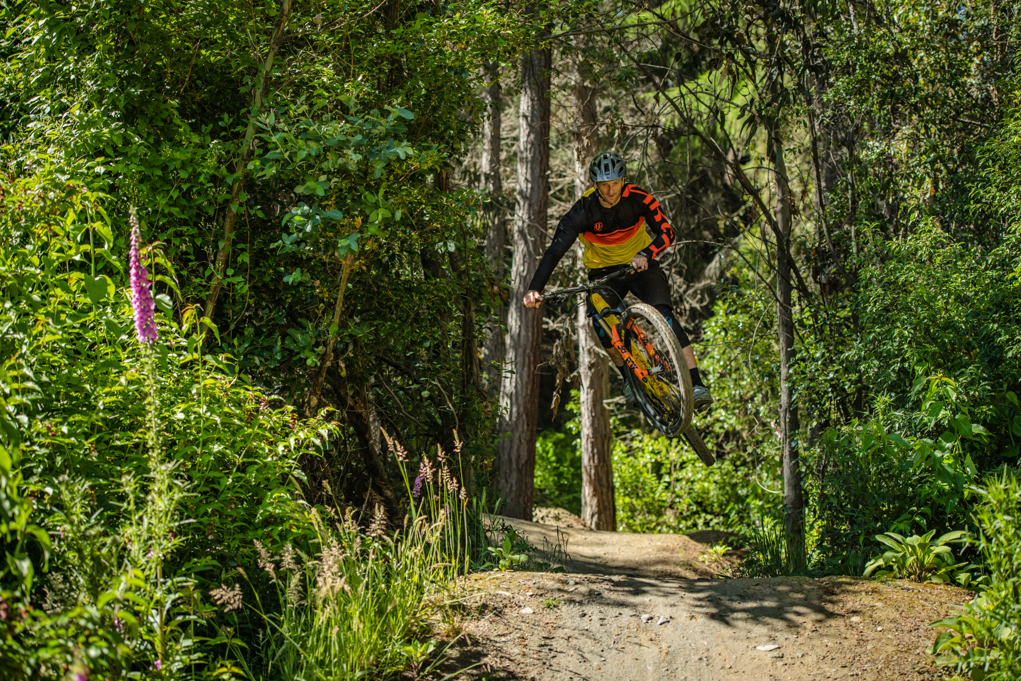 Steve Carry - Professional Mountain Bike Photography - Queenstown New Zealand