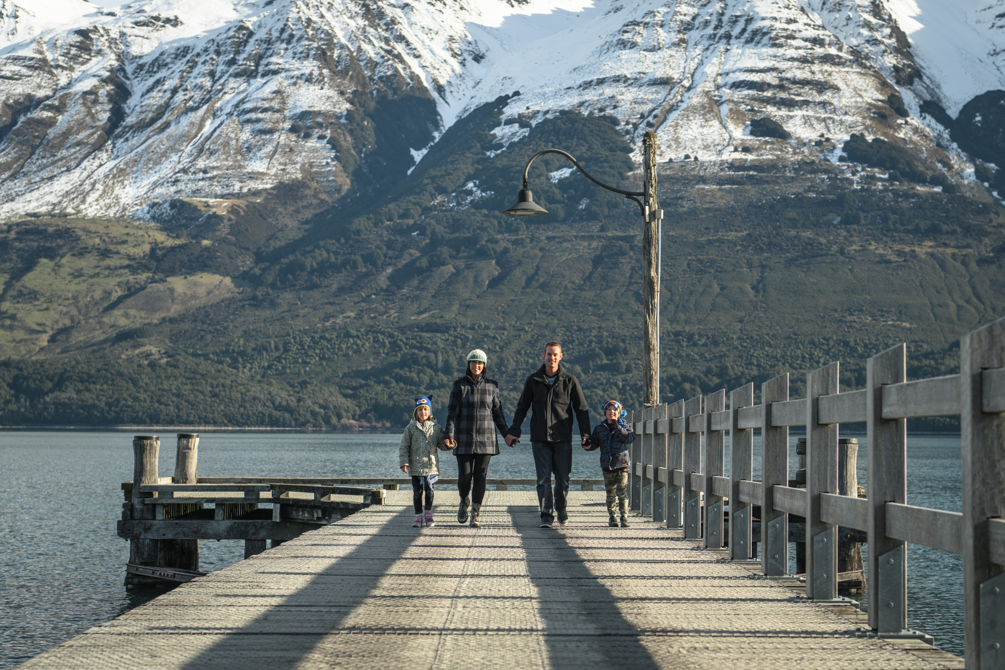 Glneorchy Wharf - Iconic Queenstown Photo Opportunity