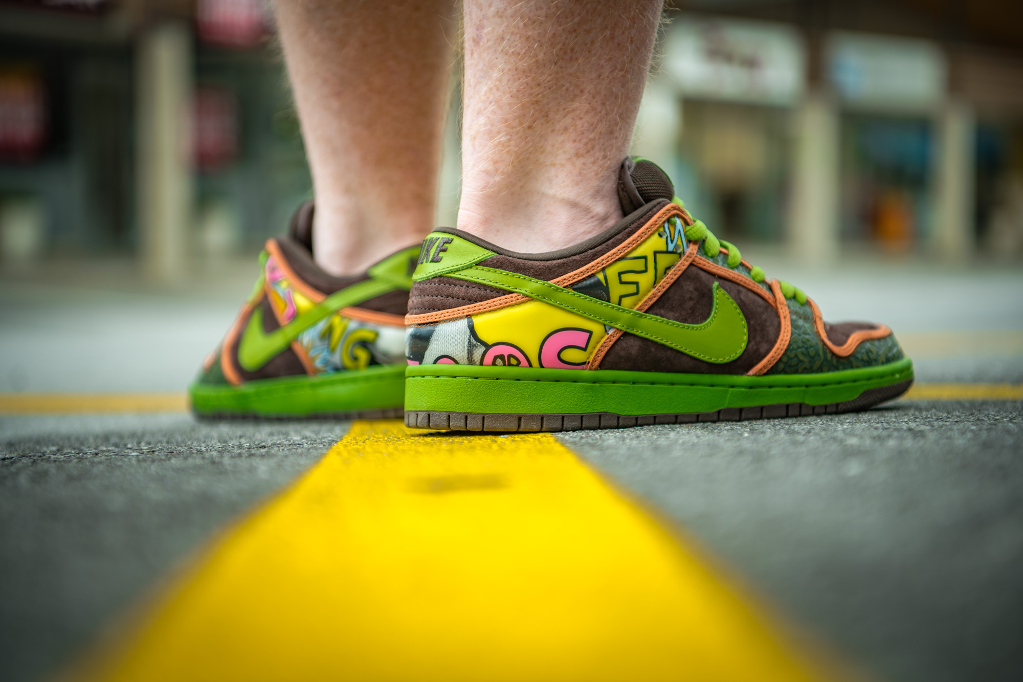 Nike SB De La Soul Low - 2014 release from Boardertown NZ