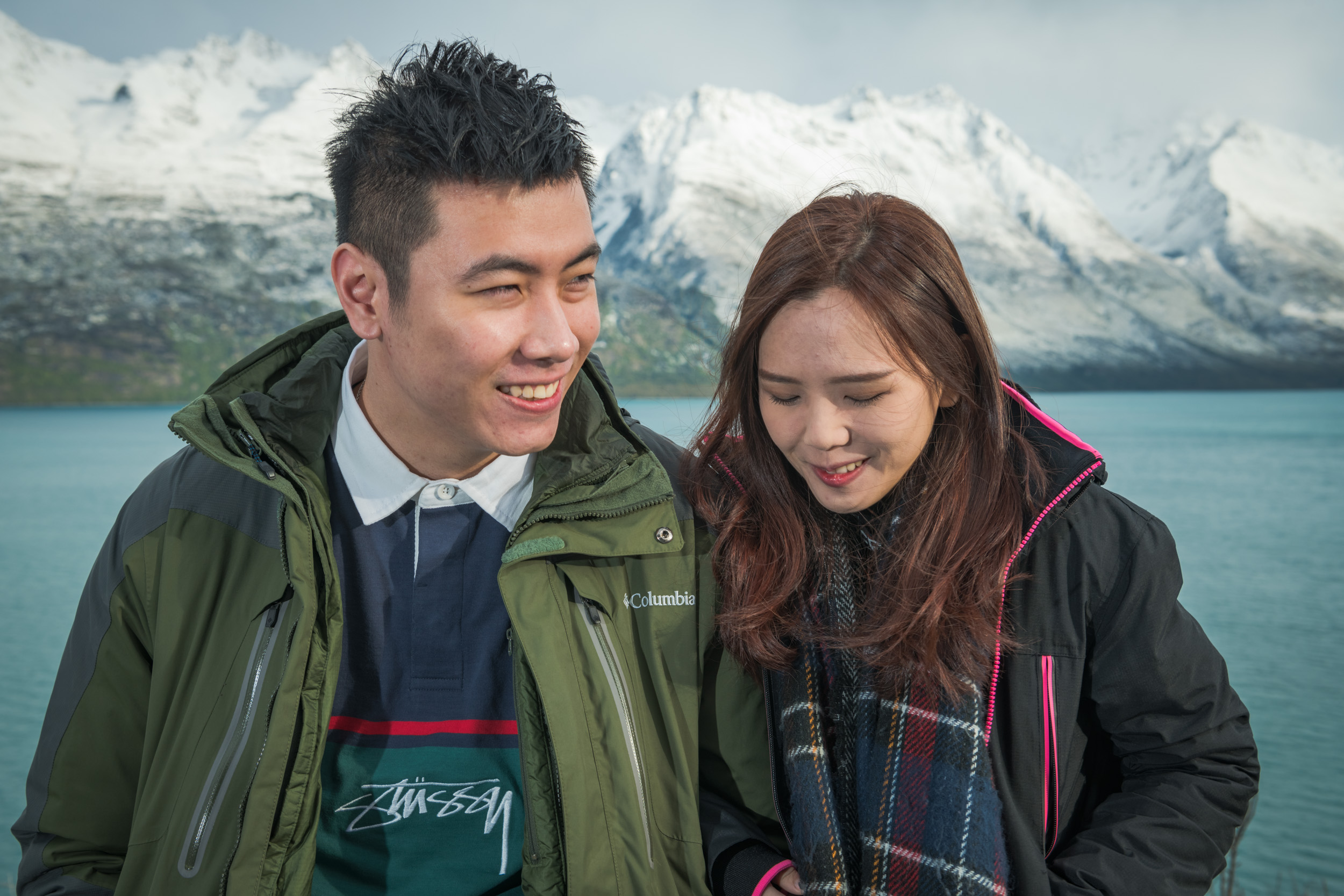 Professional Couples Photography Shoots - New Zealand