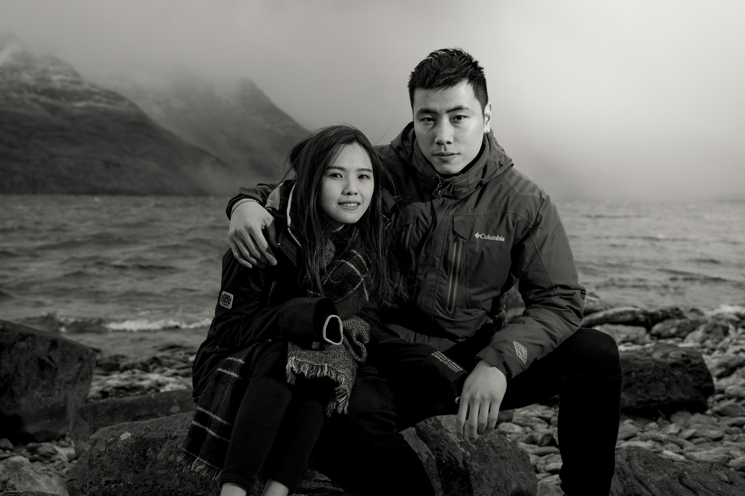 Professional Travel Portrait Sessions on Location in Queenstown NZ