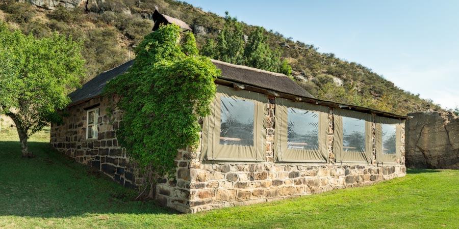 The Flintstone Mountain Cabin