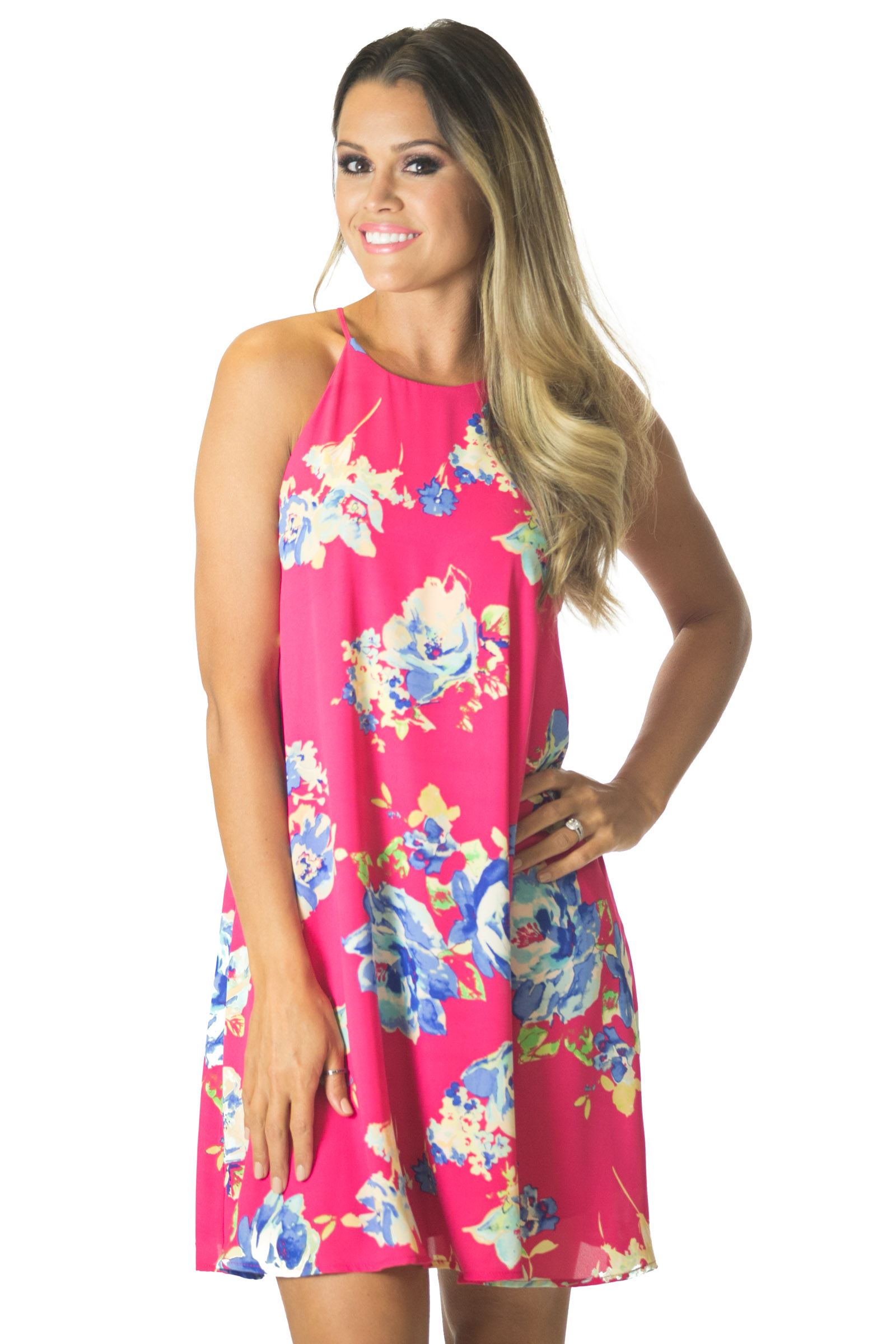 Smell the Roses Dress || RaeLynn's Boutique