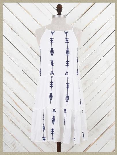 Sweet Air Dress || Altar'd State
