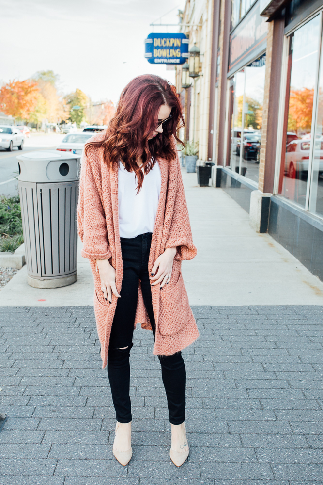pinkcardi trendy in indy red dress boutique