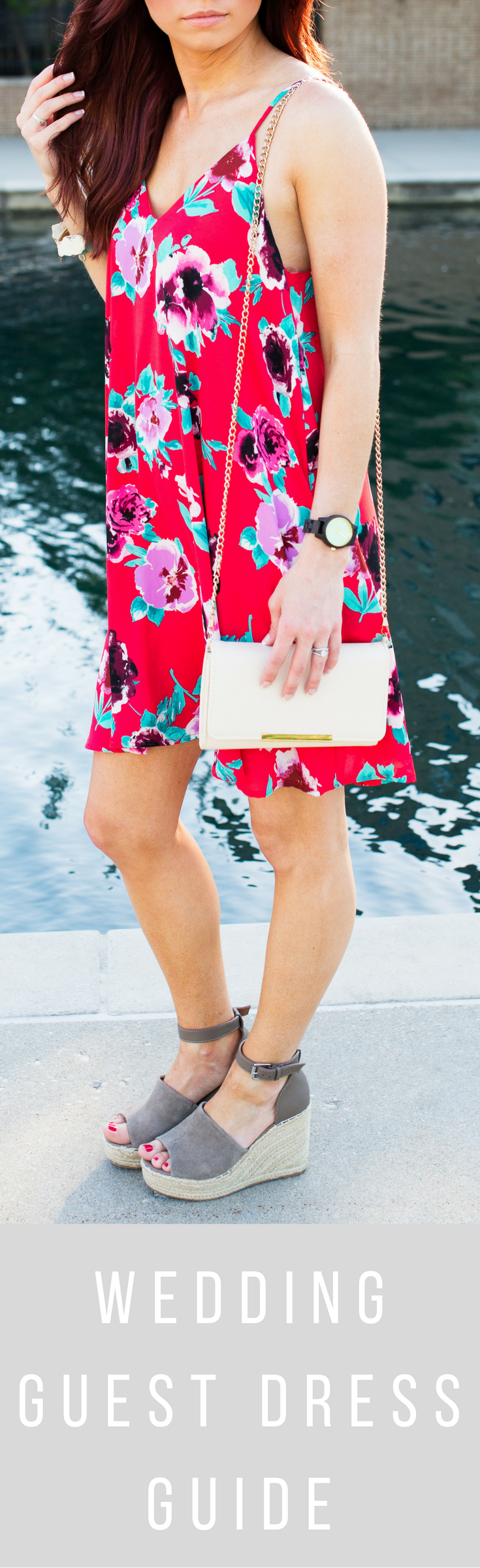6 Awesome Tips For The Perfect Wedding Guest Outfit by Indianapolis fashion blogger Trendy in Indy