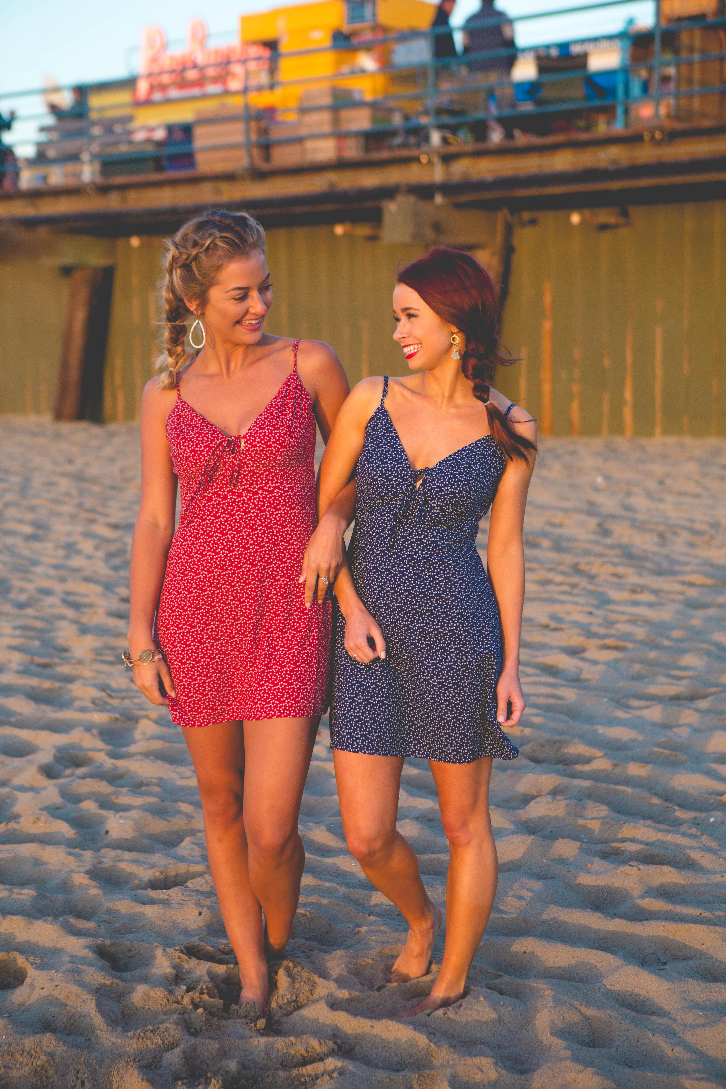 All Outfits,  RaeLynn's Boutique  || Photography,  Hannah DeKam  || Location, Hollywood Hills, Venice Beach, and Santa Monica