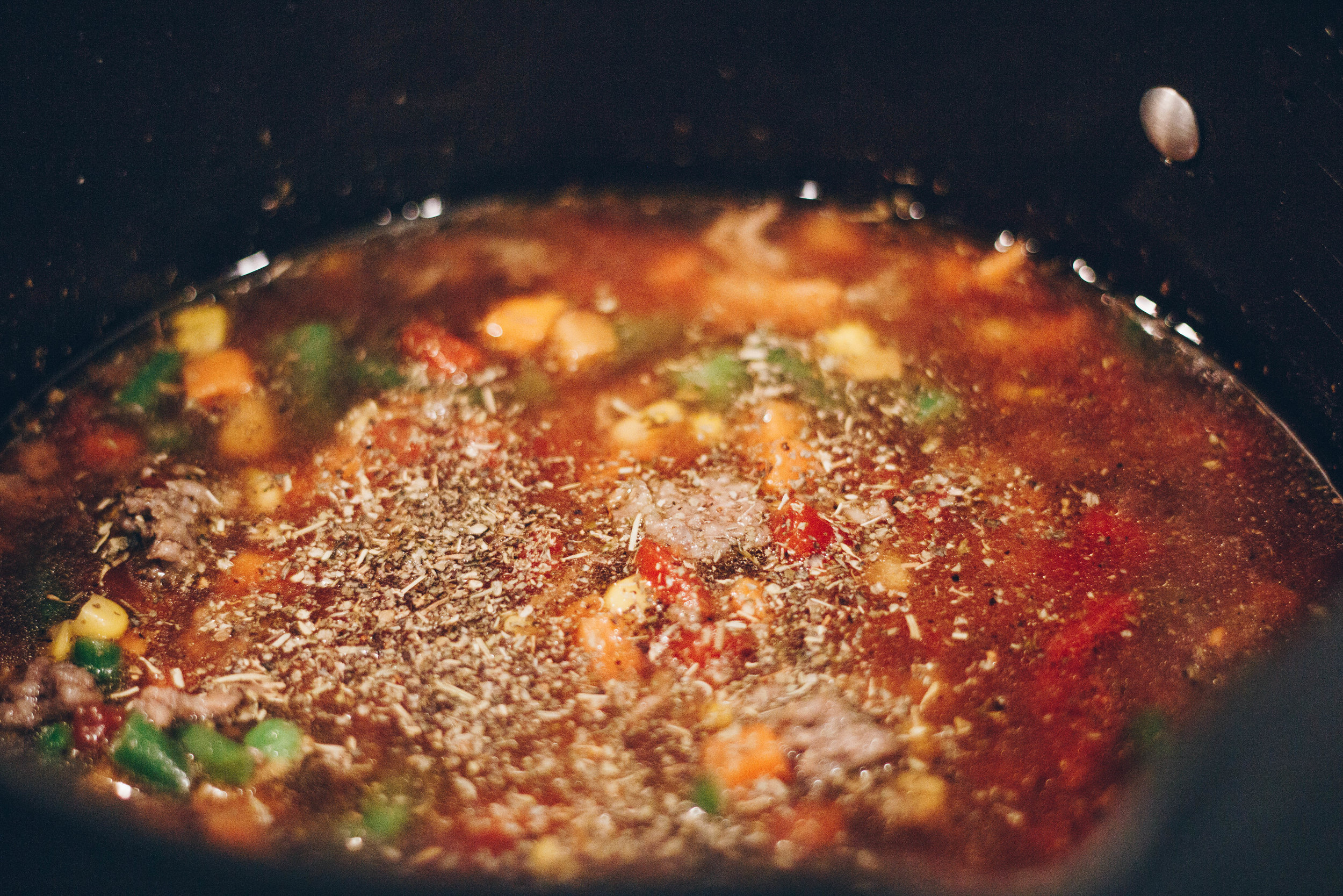 december3-39.jpg - Easy Vegetable Soup Recipe by Indianapolis blogger Trendy in Indy