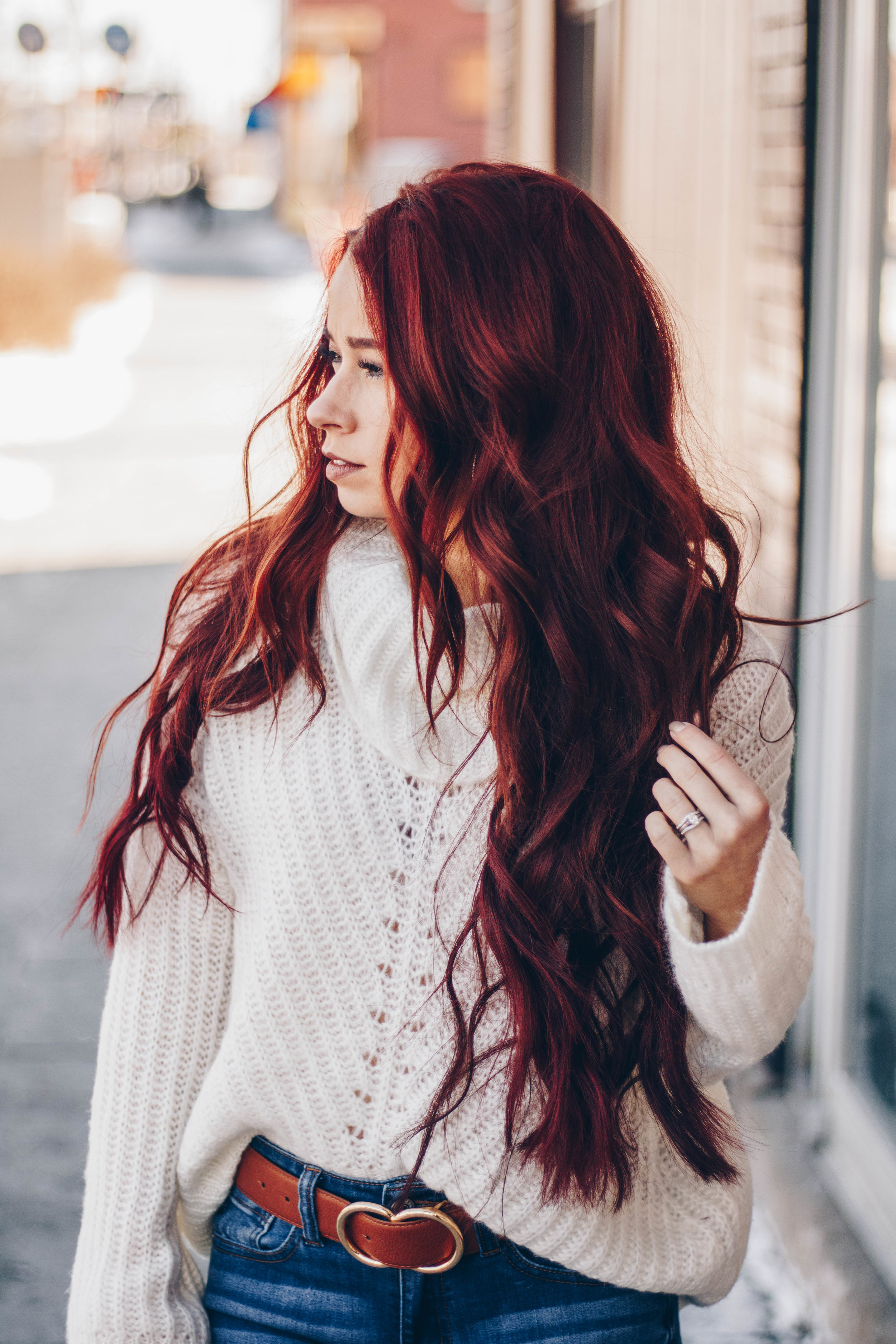 Hair Care Questions by popular Indianapolis style blogger Trendy in Indy