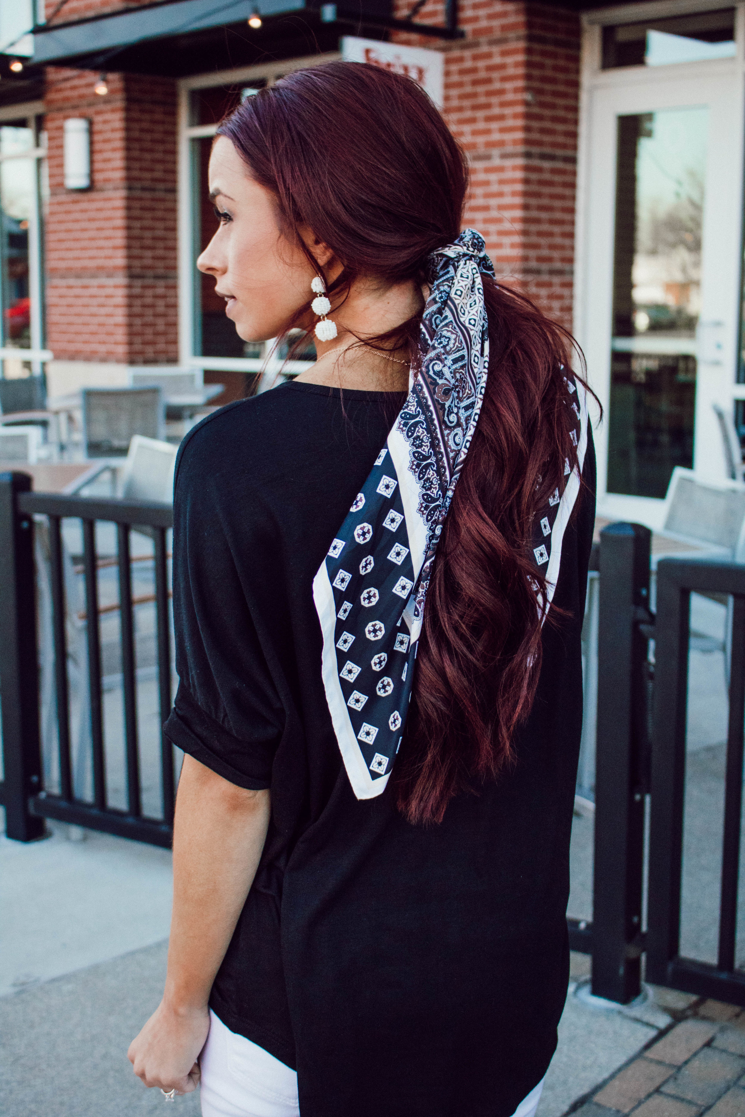 5 Fashion Hacks to Change Up Your Look by popular Indianapolis fashion blogger Trendy in Indy
