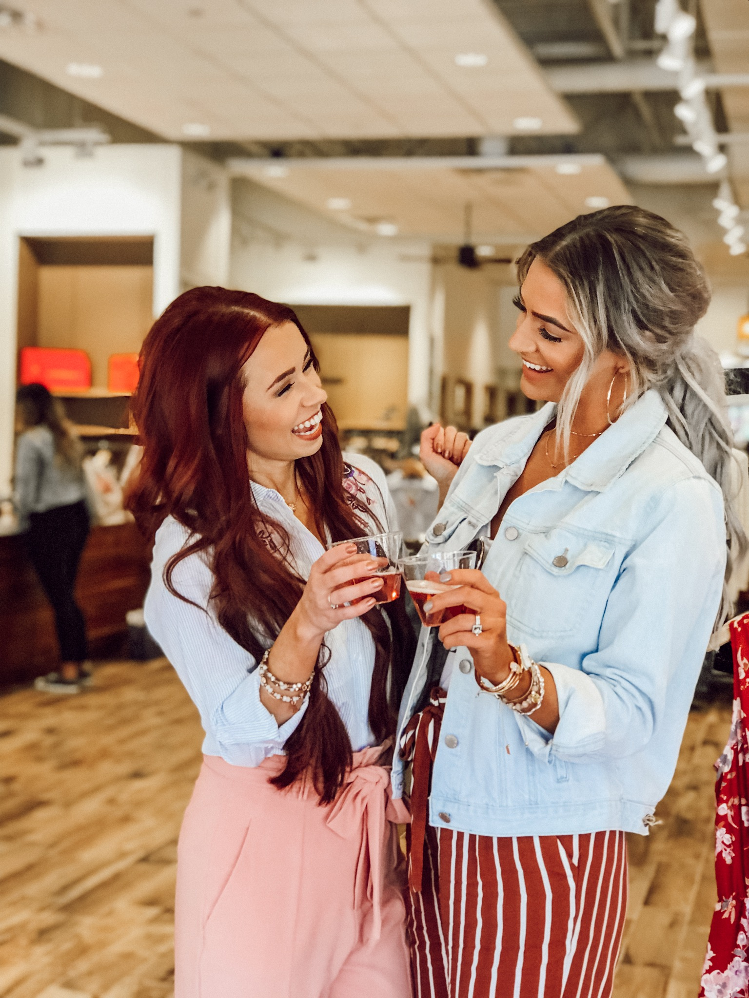 Spring Essentials with Hamilton Town Center by popular Indianapolis fashion blogger Trendy in Indy