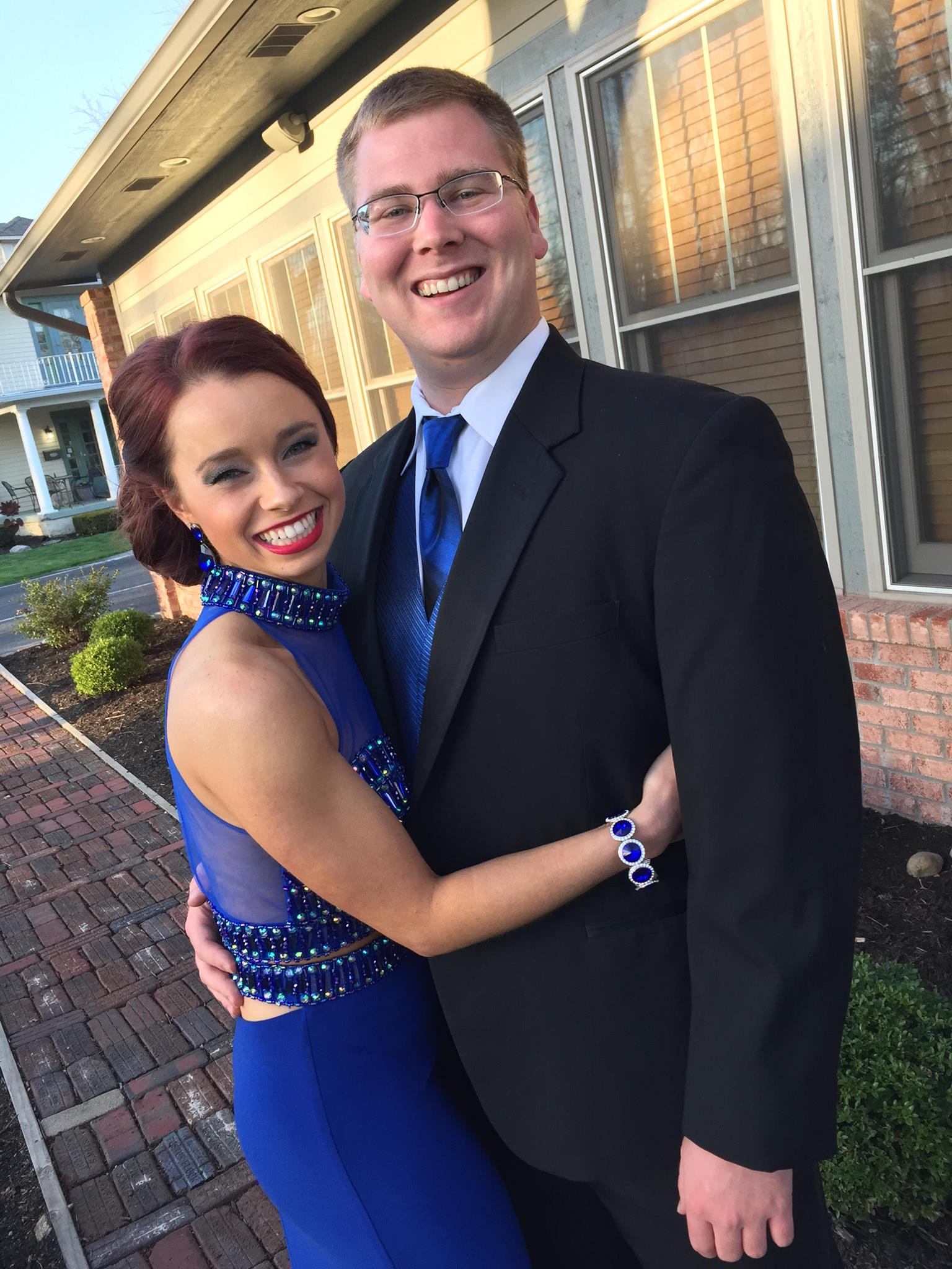 Smiley Adult Prom 2015