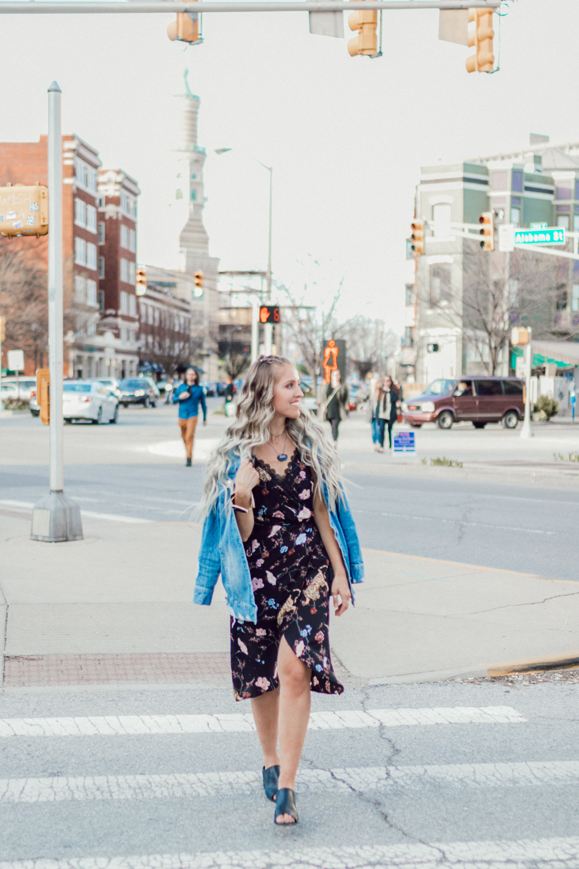 Midwest Fashion Week Recap by popular Indianapolis fashion blogger, Trendy in Indy