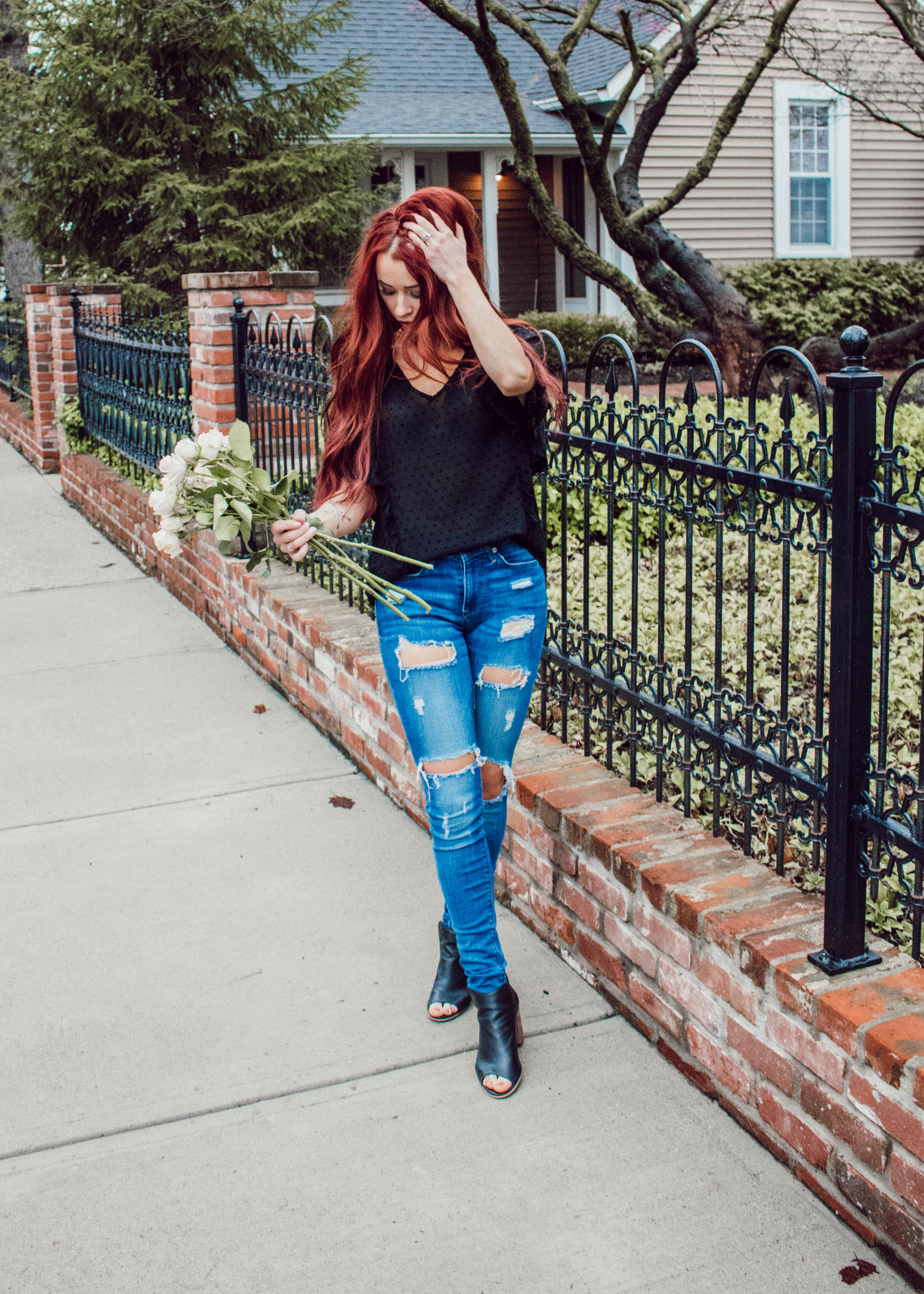Upbra Review by popular Indianapolis fashion blogger, Trendy in Indy